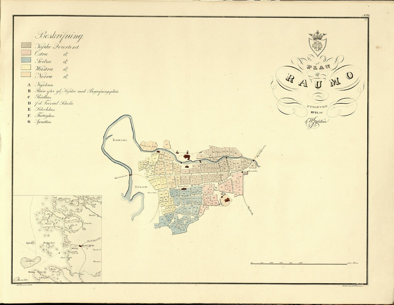 Раума. 1841