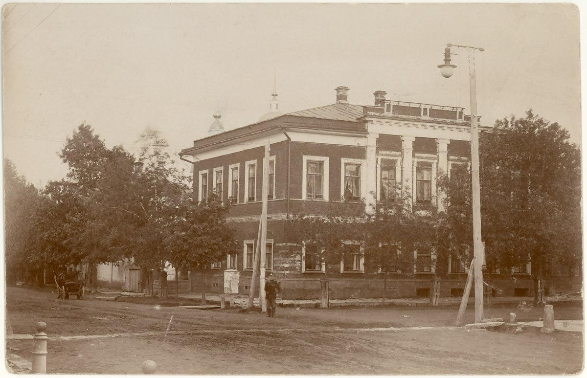 Дом купца первой гильдии Ф.Г.Чернова.