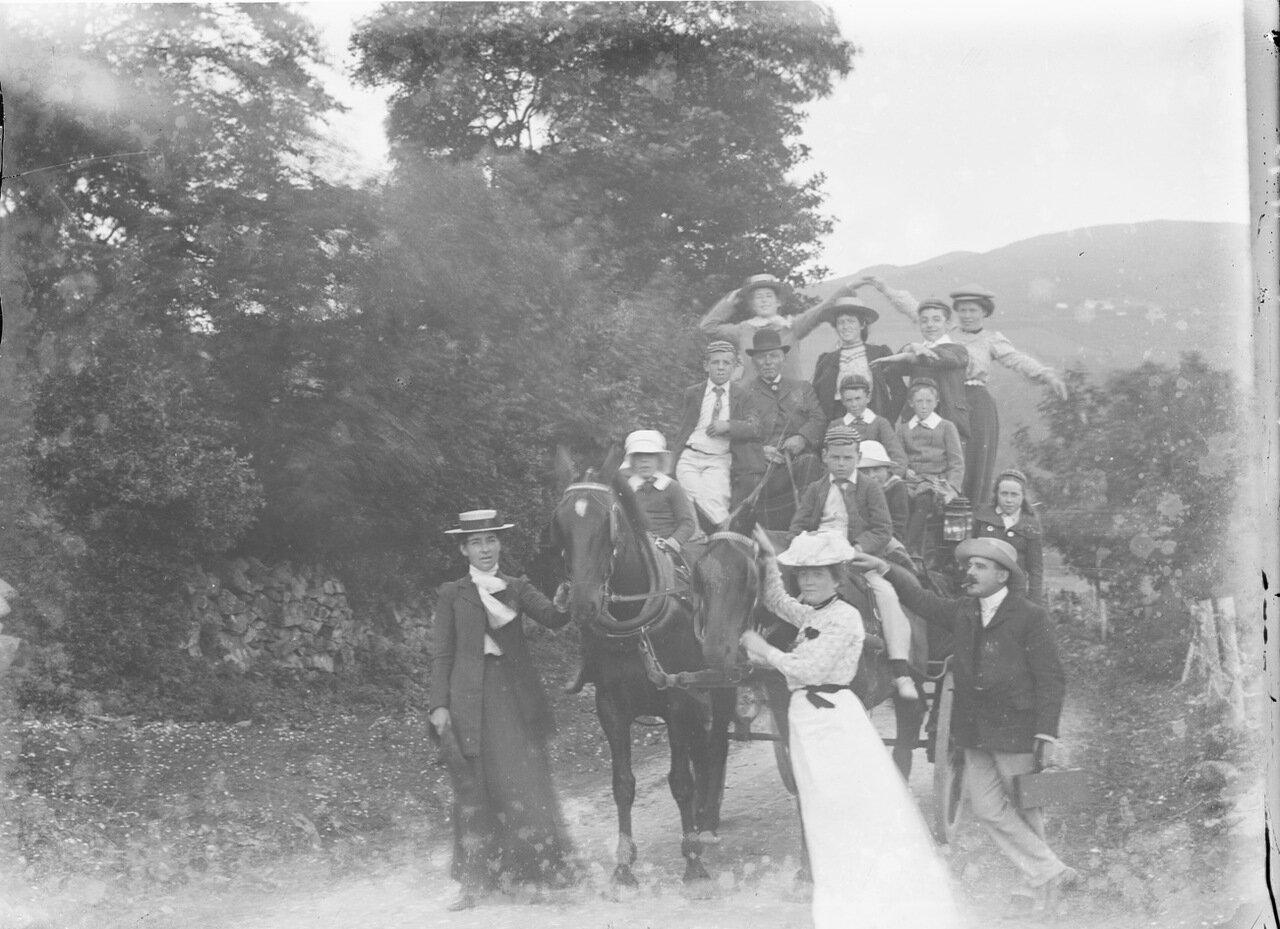 Пикник 1905 г.