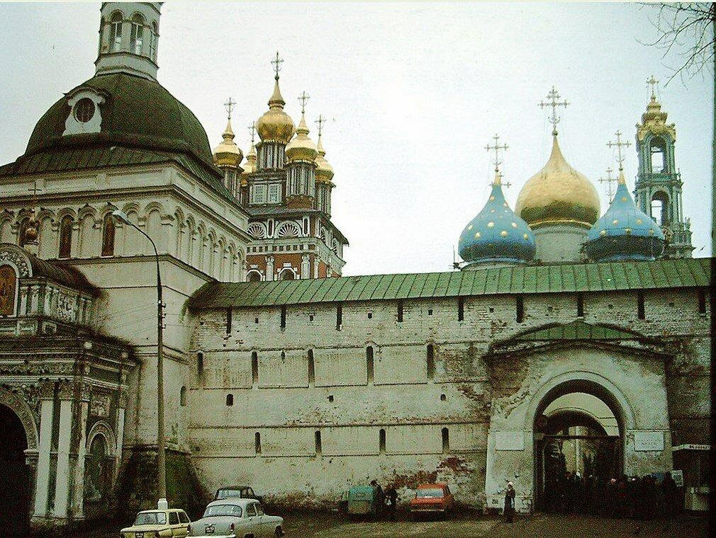 Загорск. Свято-Сергиевский монастырь