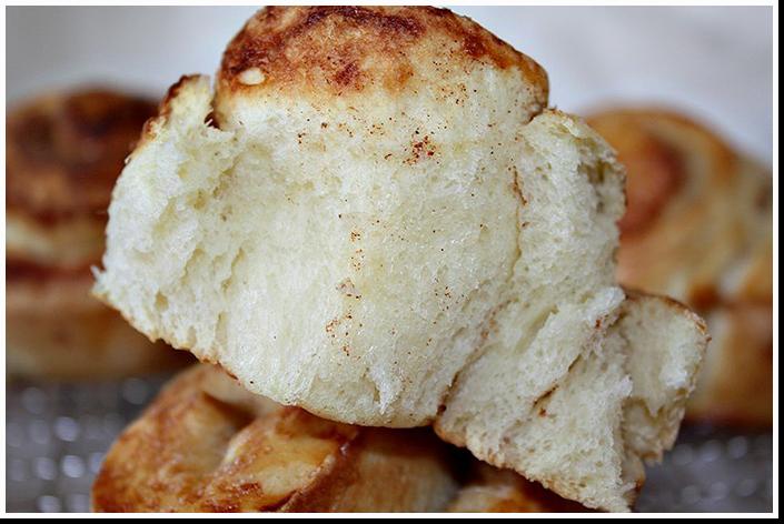 Булочки-улитки с корицей и грецким орехом (Zimtschnecken)