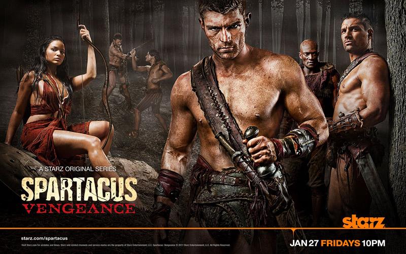 Сериал Спартак (Spartacus)