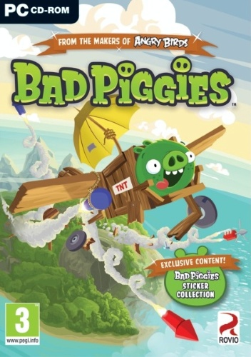 Bad Piggies 1.2.0 на компьютер