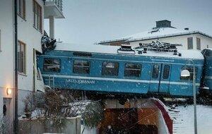 Уборщица угнала поезд и укатила в Стокгольм