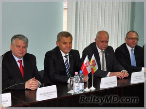 Примар Бельц отметил важность работы Польского дома