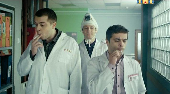 сигареты в Интернах