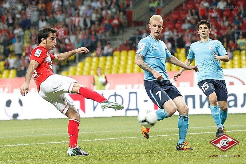 «Спартак» vs «Крылья Советов» 1:1 Премьер-лига 2012-2013 (Фото)