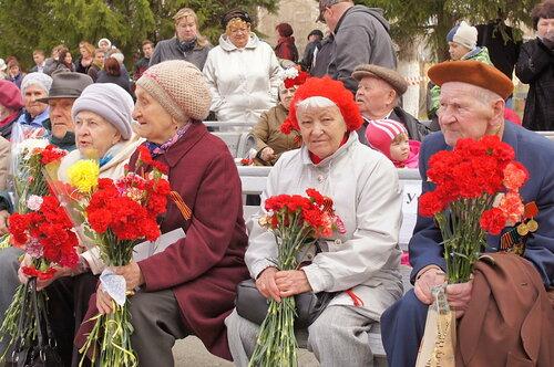 Новоуральск, День Победы-2013