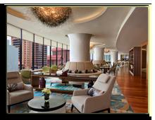 Малайзия. The Westin Kuala Lumpur. Westin Executive Club Lounge