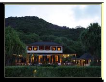 Сейшелы. О. Силуэт. Hilton Seychelles Labriz Resort & Spa. GrannKazRestaurant
