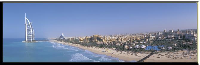 ОАЭ. Дубаи. Madinat Jumeirah - Dar Al Masyaf Hotel