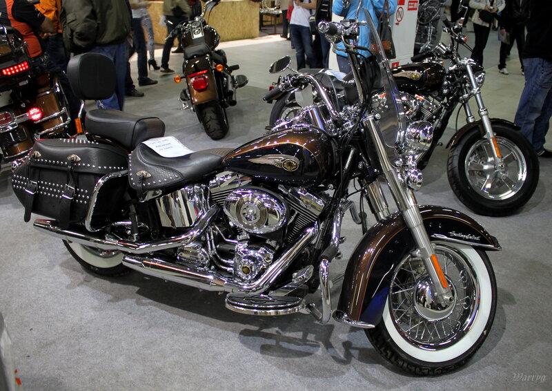 Мотоцикл Harley-Davidson Heritage Softail Classic
