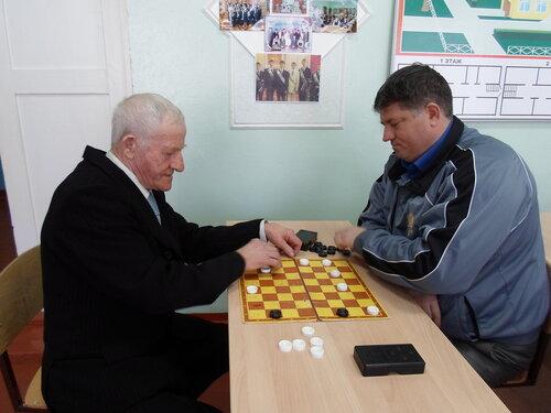 соревнования по шашкам в Алатырском районе