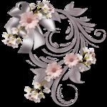 цветочные узоры
