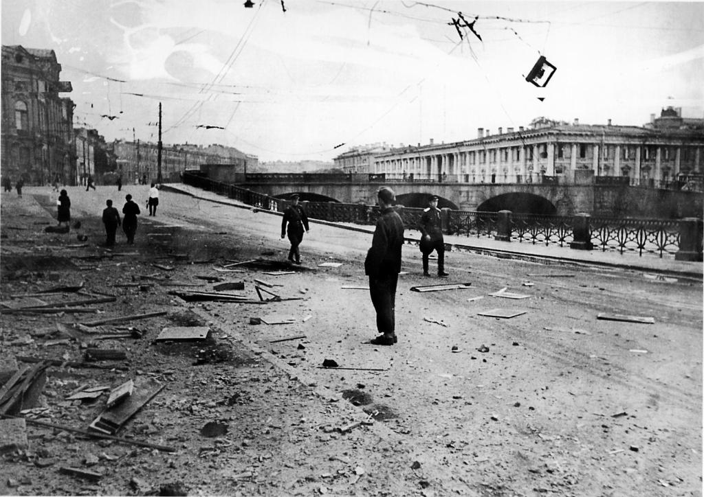 Блокада ленинград в картинках