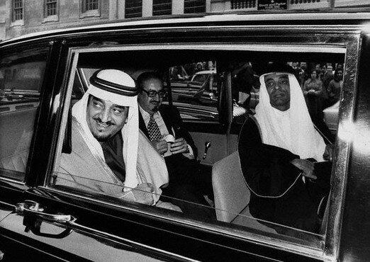 Король Саудовской Аравии Фахд