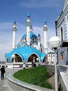 Мечеть Кул-Шариф  город Казань
