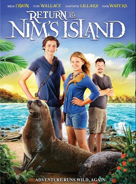 Возвращение на остров Ним / Return to Nim's Island (2013) HDRip + DVDRip