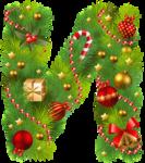 Новогодний,русский алфавит  0_7e8e1_7f08a263_S
