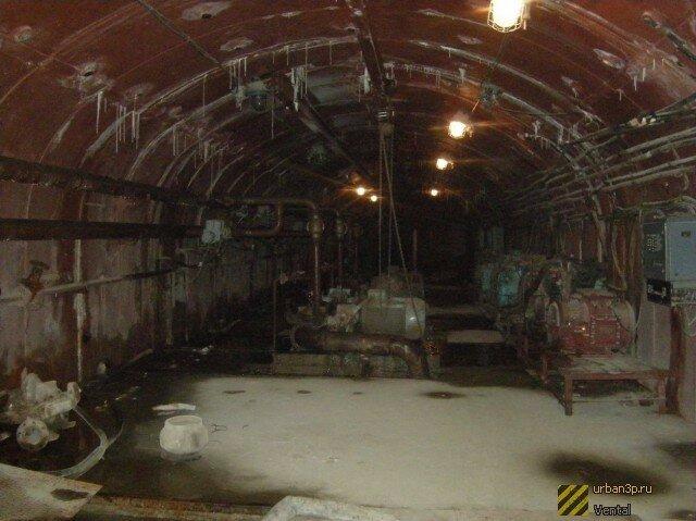 Многие помещения затоплены (09.04.2013)