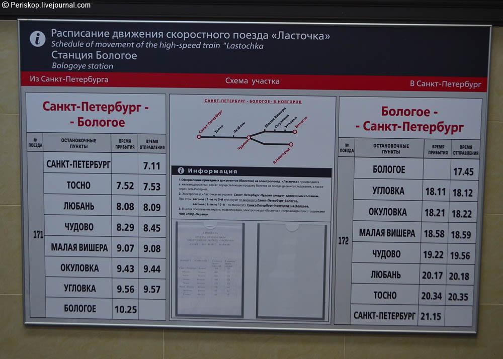 статье собрали расписание поездов москва окуловка почему
