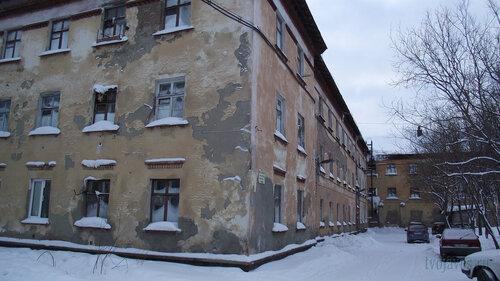 Фотография Инты №2831  Северо-восточный угол Коммунистической 18 31.01.2013_13:33
