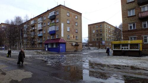 Фото города Инта №4078  Горького 1, 3, 5 и 7 18.04.2013_13:06