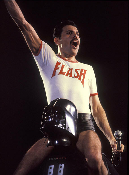 Mercury, Freddie