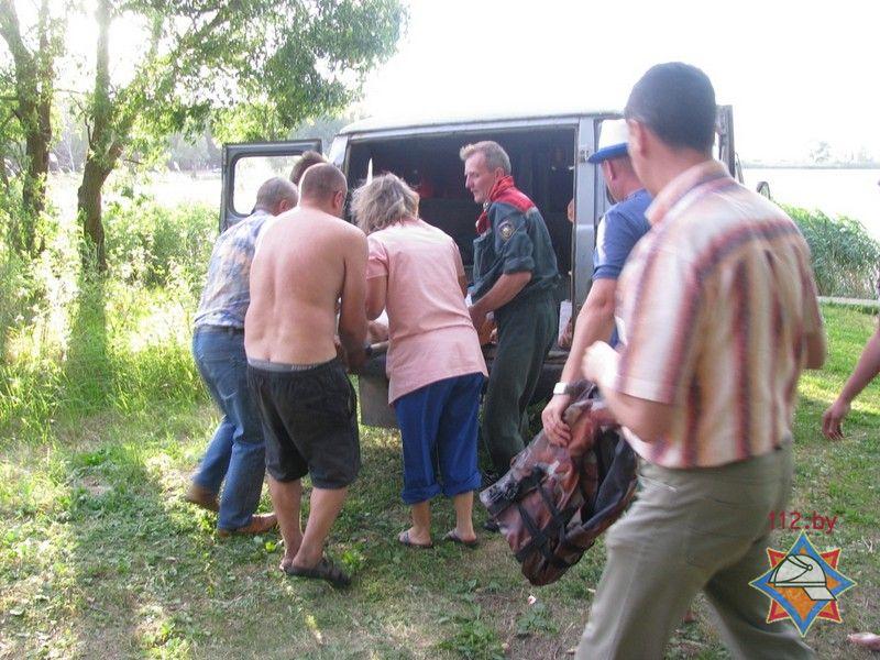 В Рогачевском районе в результате столкновения лодки и гидроцикла один человек утонул, трое получили травмы