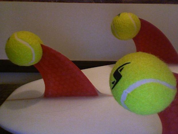 Вторая жизнь теннисных мячей. Околоспортивный lifehack. 33 примера
