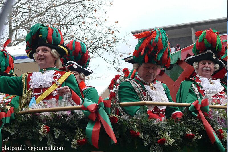 кельнский карнавал
