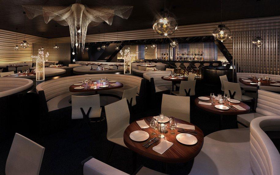 него картинки ресторан в отеле жизни