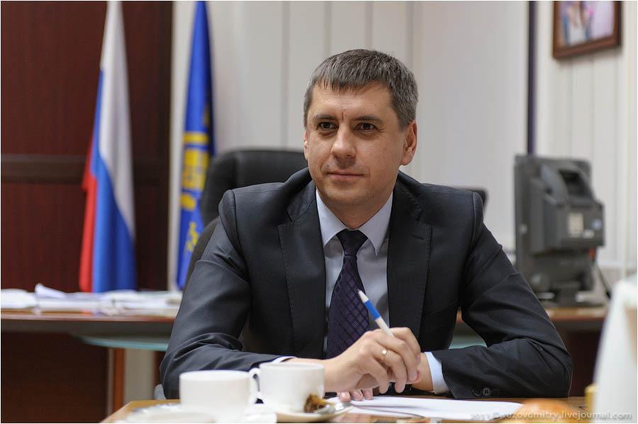 Андреев возглавил АО «ОЭЗ ППТ «Тольятти»