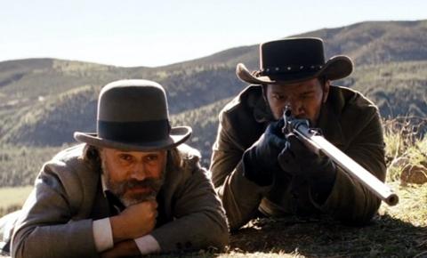 Джанго освобожденный | Django Unchained; реж. Квентин Тарантино; Кристоф Вальц, Джейми Фокс