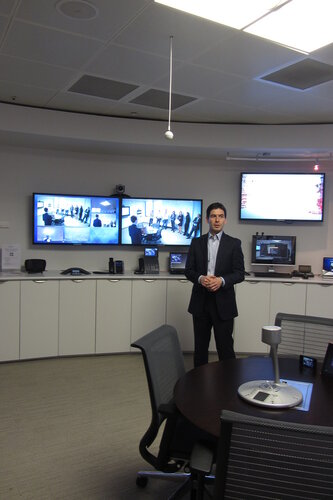Презентация оборудования Polycom