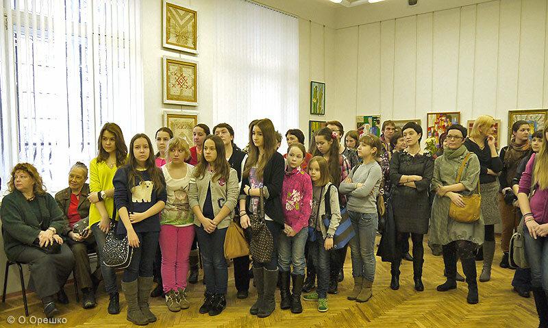 «Пятьдесят на пятьдесят». Выставка гобелена в Екатеринбурге