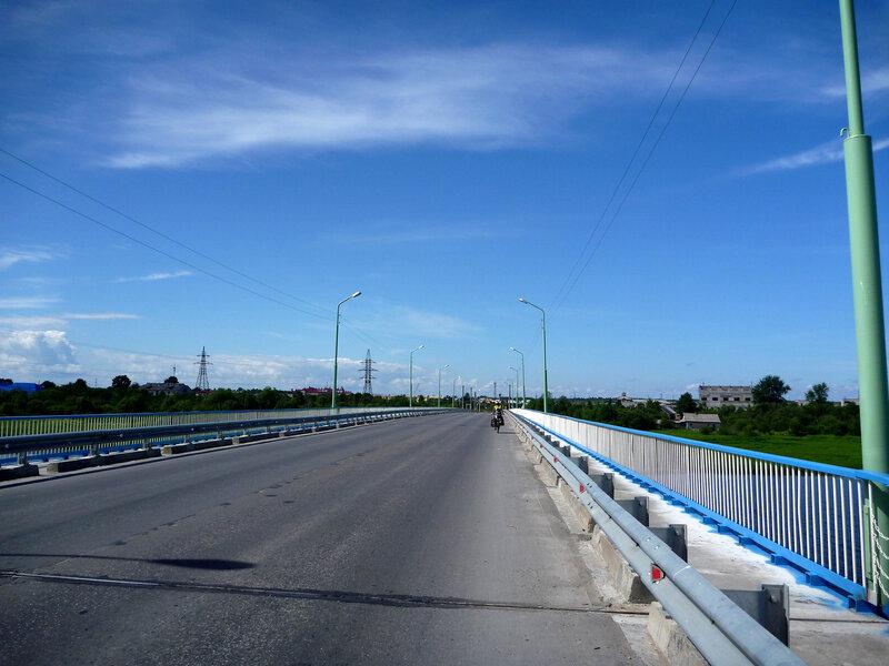 река Онега
