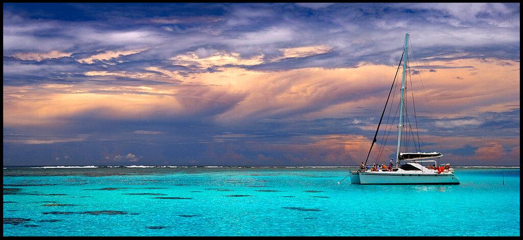 Французская Полинезия. Таити. Остров Муреа. Декбрь 2008. Два кадра.jpg