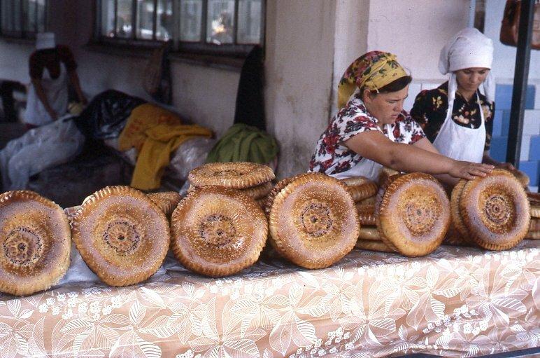 Торговля хлебом