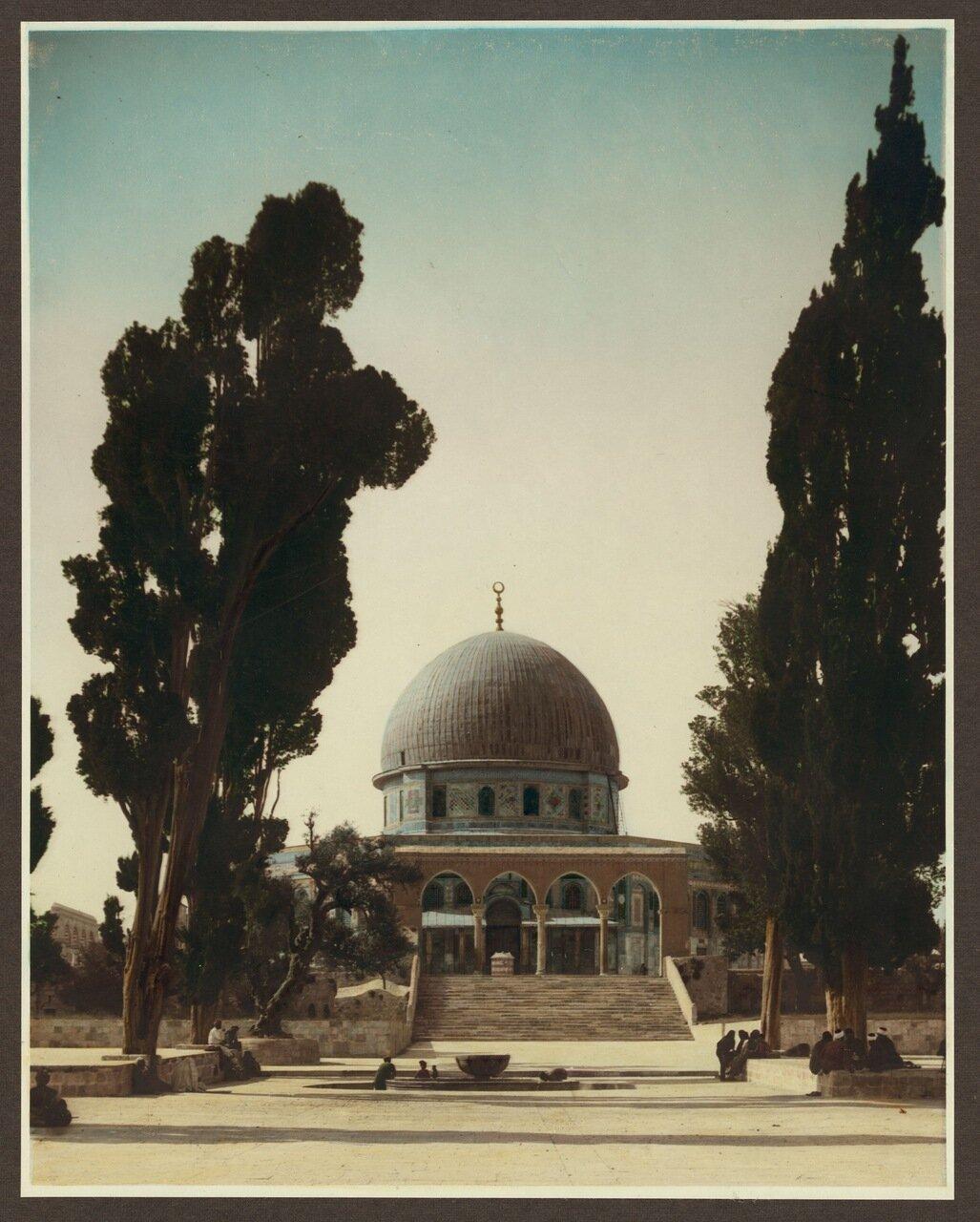 Купол Скалы, Иерусалим