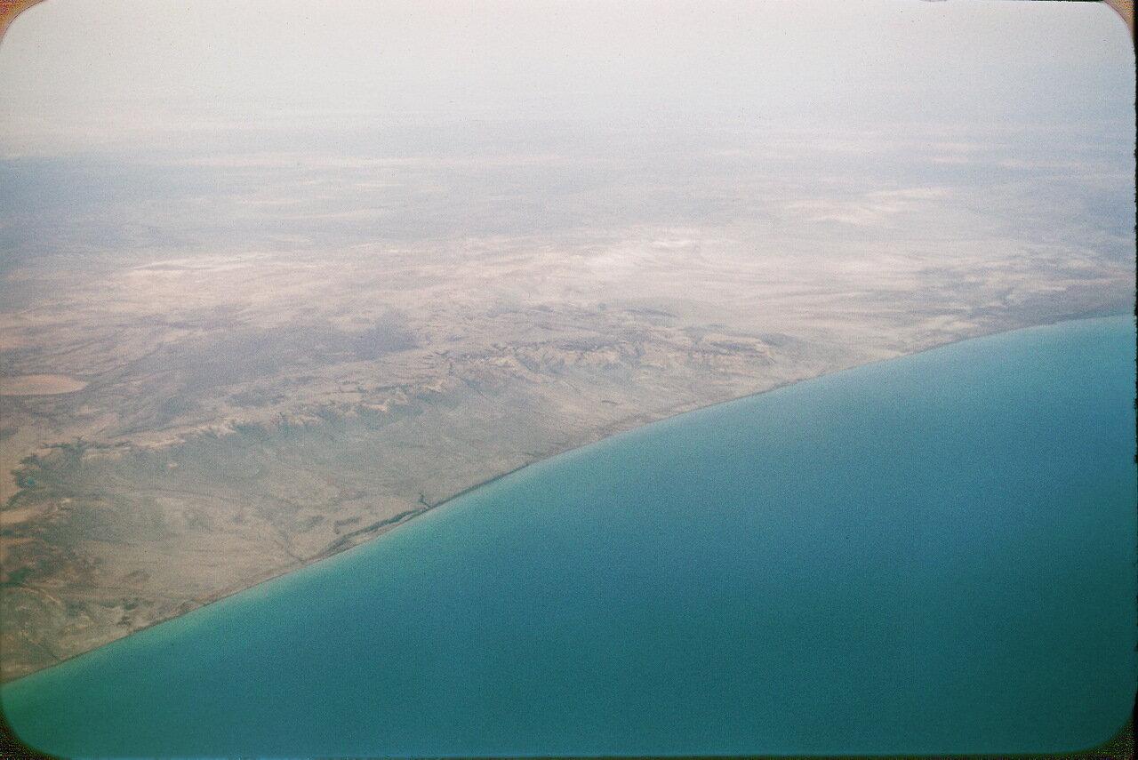 16. Берега Аральского моря