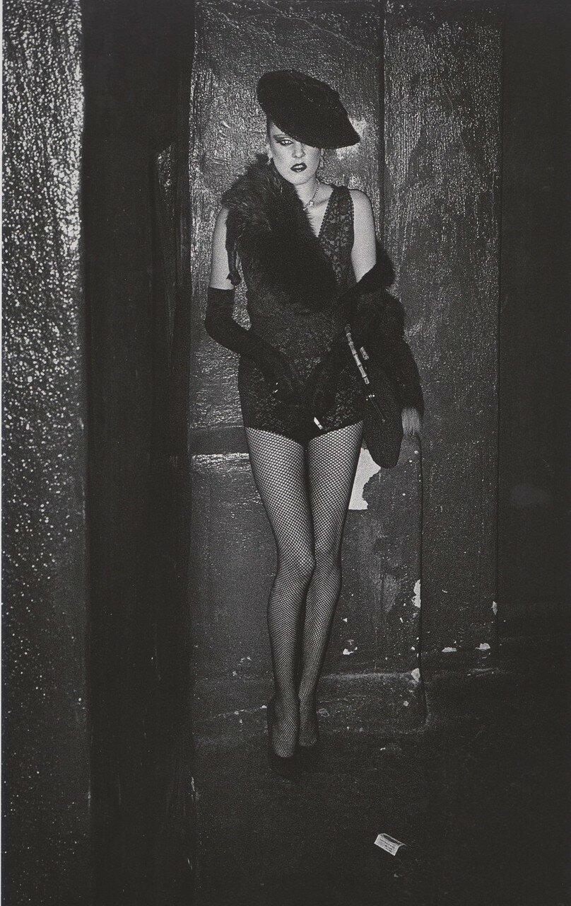 1979. Джулия в клубе «Blitz»