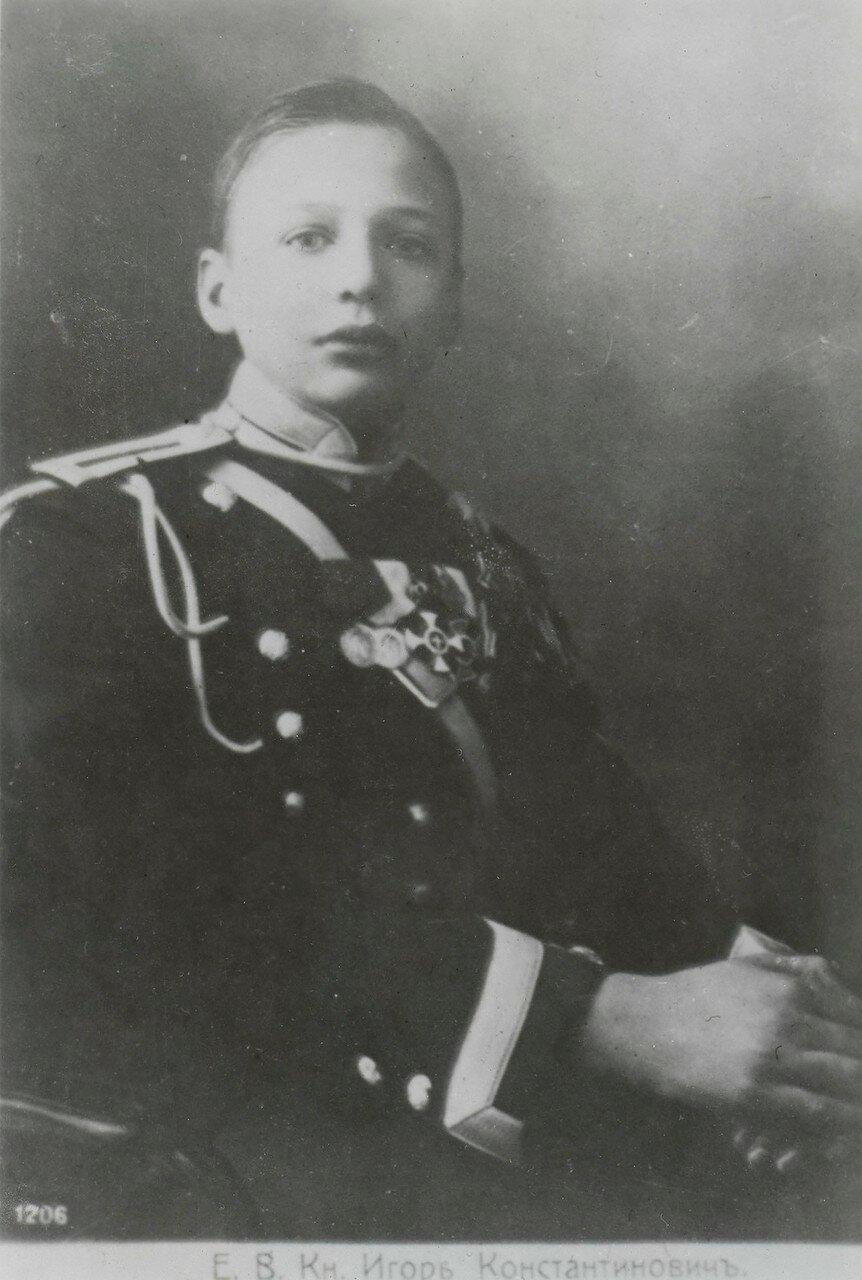 1912. Игорь Константинович