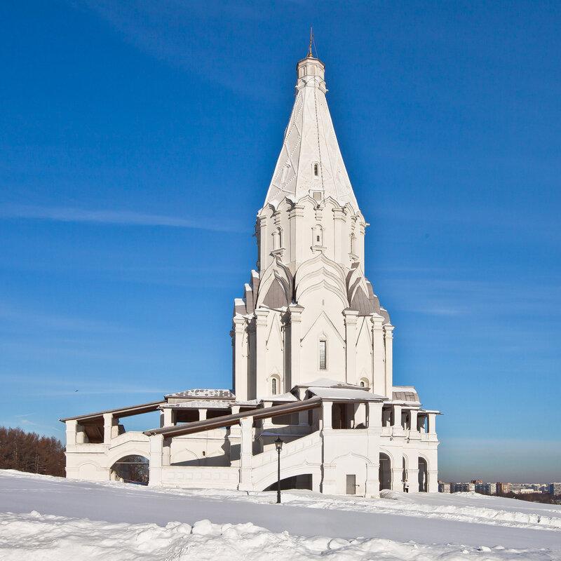 Храм Вознесеня Господня в Коломенском