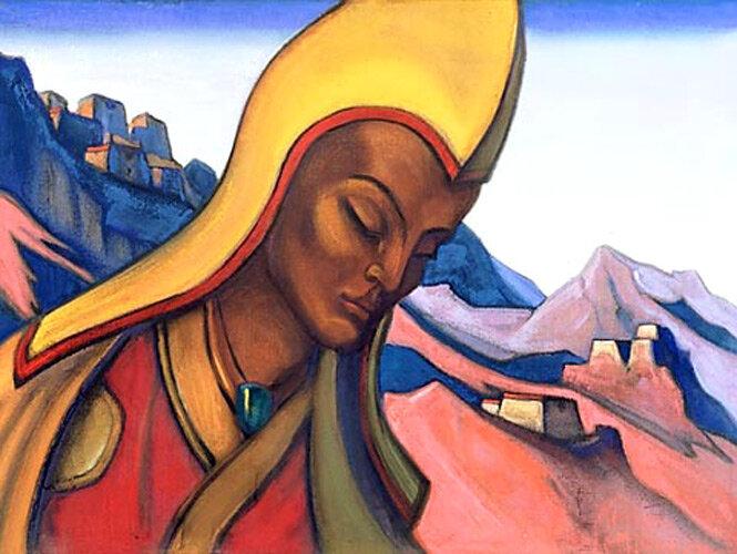 Молодой лама