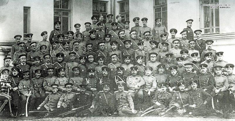 Выпуск Академии Генерального штаба 1913 года, имевший наибольшее количество слушателей на разведотделении за все годы существования этого вуза