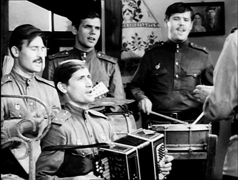 Информация о фильме оригинальное название: в бой идут одни старикигод выхода: 1973 жанр: драма, комедия