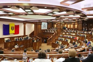 Парламент Молдовы принял отставку Кирилла Габурича