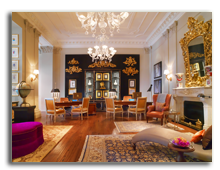 Италия. Флоренция. The St. Regis Florence. Lobby
