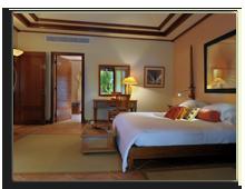 Сейшелы. О.Сент-Ан. Sainte Anne Resort & SPA. Presidential Pool Villa